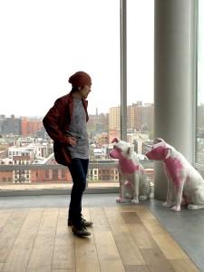 Furukawa_with_dogs